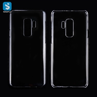 Crystal Clear PC Case for Samsung Galaxy S9 Plus