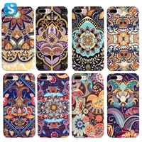 Luminous Printed Hard Case for iPhone 7 8