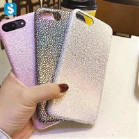 Soft Bumper Bling Back Cover for iPhone 7 8