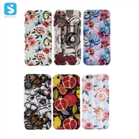 Luminous Flower Printed Case for iPhone 7 8
