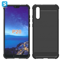 Brushed TPU Case for Huawei P20