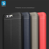 Litchi Pattern TPU Case for Huawei Honor 9