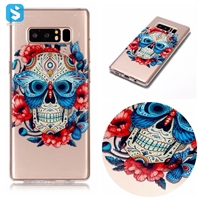 Glossy Printed TPU Case for SAMSUNG Galaxy Note 8
