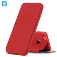 Litchi Pattern PU Leather Case for iPhone 7 8