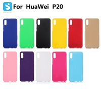 Soft Touch PC Case for Huawei P20