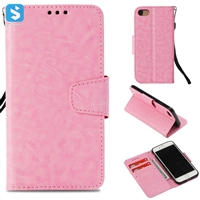 PU Leather Wallet Case for iPhone 7 8