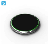Zinc alloy wireless charger