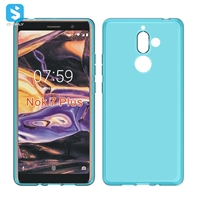 TPU back cover for Nokia 7 plus (waterproof grain)