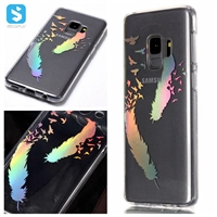 TPU bling series phone case for Samsung Galaxy S9