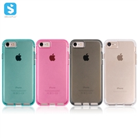 double color TPU case for iPhone 7 8