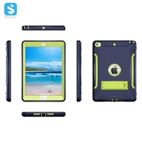 PC + silicon combo case for iPad 9.7 2017/2018