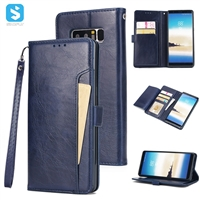 Wallet phone case for Samsung Galaxy Note 8