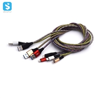 cable for Micro , Apple ,Type C