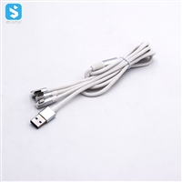 1-3 cable for Micro  Apple  Type C