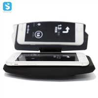 Automobile HUD mobile phone navigation stand