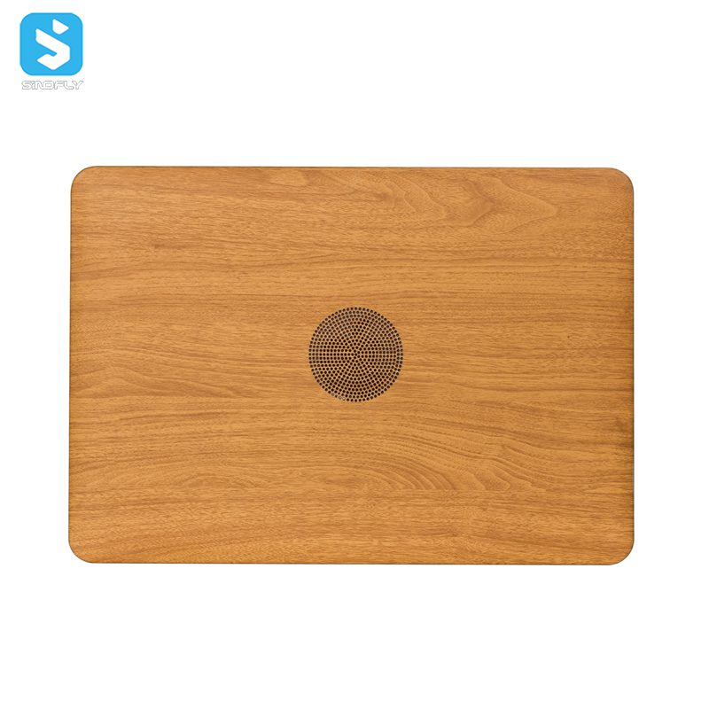 skin wooden case for Macbook Air 13