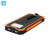 outdoor LED Camping lamp solar mobile power bank