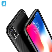 Soft TPU phone case for iPhone XR