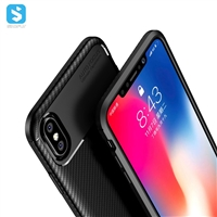 Soft TPU phone case for iPhone XS MAX