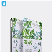 shockproof thin silk inkjet TPU soft case for iPad 9.7 2017