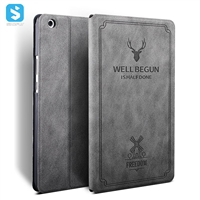 Deer pattern soft case for ipad 9.7 2017