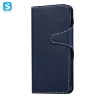 Vintage grain with insert card TPU PU leather phone case for iPhone XS MAX