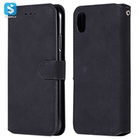 TPU PU leather phone case for iPhone XS Max