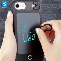 hand-written LCD display bracket mobile phone case for iPhone 7 8