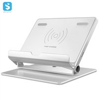 Aluminum alloy wireless charger
