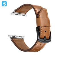 real leather watchband for Apple watch