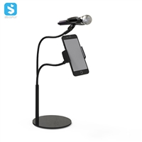 2 in 1 Phone Mount Holder Live Stream Stand