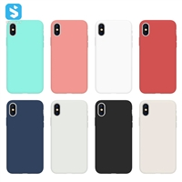 TPU oil print phone case for iphone xs max