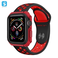 TPU PC double color case for Apple Watch