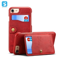 Calfskin pattern universal case for iphone 6 7 8