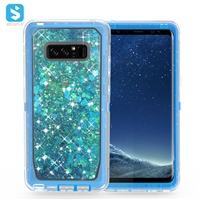 glitter liquid case for Samsung Galaxy Note 8