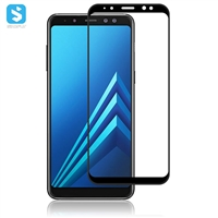 3D black anti-explosion screen protector for Samsung Galaxy A8 2018/A530F