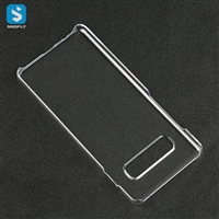 clear PC Hard plastic for Samsung Galaxy S10